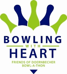 Doernbecher Bowling with Heart