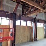 Titus Will Adaptive Reuse Project, Interior Renovation